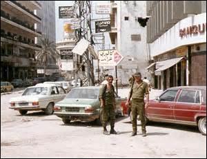 Quel pays a assiégé Beyrouth en 1982 ?