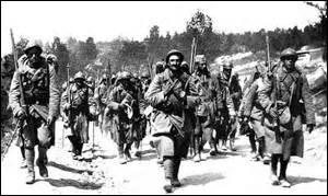 Comment étaient surnommés les soldats français de la Première Guerre mondiale ?