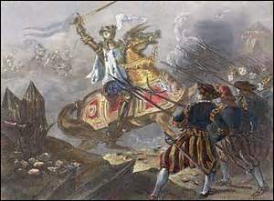De quel pays étaient les soldats vaincus par François Ier à Marignan en 1515 ?