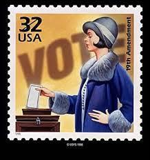 C'est Austen Chamberlain qui accorda le droit de vote aux femmes des Etats-Unis d'Amérique en 1920.
