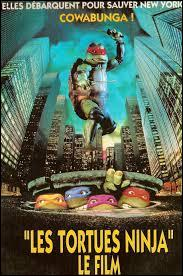 """Apparus pour la première fois en bande dessinée, les """"Tortues Ninja"""" ont connu un immense succès grâce à un dessin animé et une ligne de jouets. Au cinéma, plusieurs films furent consacrés à ces héros en carapace. En quelle année est sorti le premier long-métrage sur les """"Tortues Ninja"""" ?"""