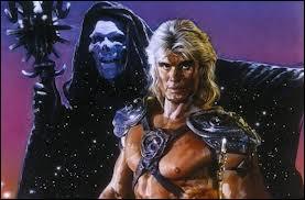 """Autre exemple d'une célèbre franchise de jouets ayant engendré un dessin animé durant les années 80 : """"Les Maîtres de l'univers"""". Une adaptation au cinéma sort en 1987 sur les écrans. Incarné par le sculptural Dolph Lundgren, le héros blond et musclé se nomme :"""