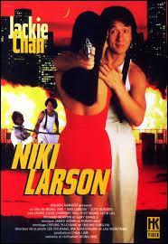 """En quelle année est sorti """"Niki Larson"""", film hongkongais se voulant être l'adaptation du fameux dessin animé, avec Jackie Chan dans le rôle du célèbre détective au coeur d'artichaut ?"""