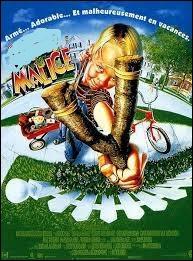 Ce petit garnement est un héros d'une bande dessinée américaine, ayant connu une adaptation en dessin animé dans les années 80. En 1993, un film sort en salle, relatant les aventures du jeune garçon. Celui-ci se nomme :