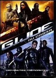 """Dans les années 80, """"G.I. Joe"""" est une ligne de jouets à grand succès qui aura son propre dessin animé. La version cinématographique débarque en 2009, son titre exact (en version française) est :"""