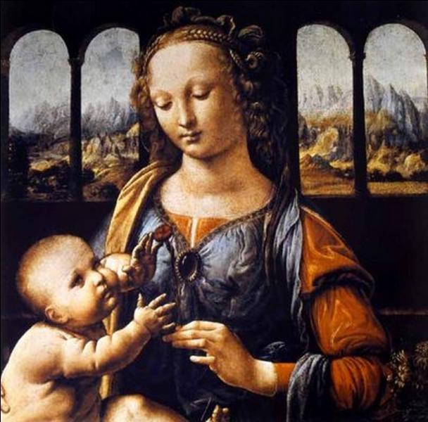 Retrouvez son surnom grâce à cette peinture de Léonard de Vinci !