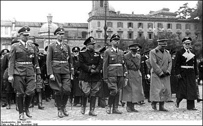 Quand débute officiellement la seconde guerre mondiale ?