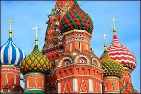 Cette cathédrale située en Russie et plus précisément à Moscou est la cathédrale de...