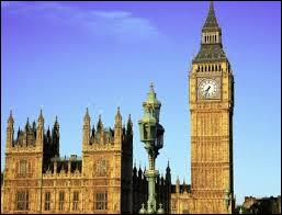 Comment se nomme ce monument se trouvant à Londres au Royaume-Uni ?