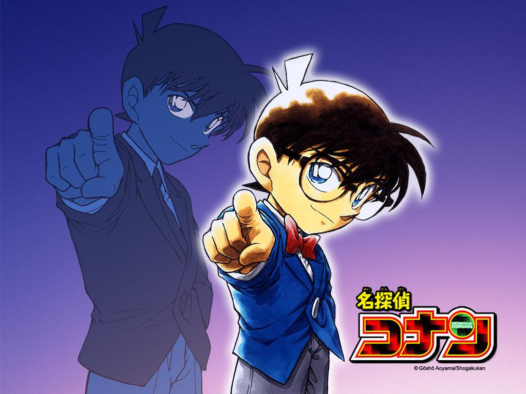 Quizz Detective Conan