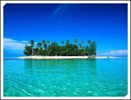 Cette île paradisiaque existe-t-elle vraiment ?