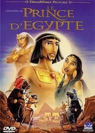 DreamWorks - 'Le Prince d'Égypte'