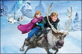 Lequel de ces sentiments permet à Elsa de contrôler ses pouvoirs ?