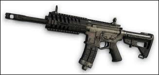 Quelle est cette arme ? (qui était aussi dans Farcry 3)