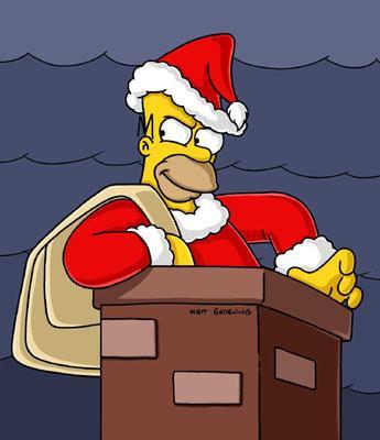 Les Simpson - Spécial Noël