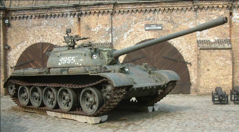 Quel est ce char ?