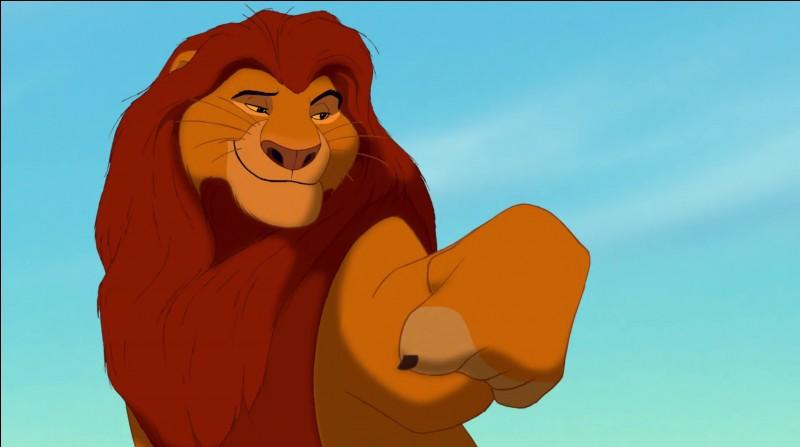 Qui est ce majestueux lion ?