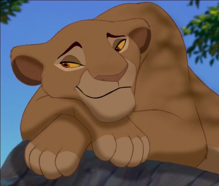 Qui est cette lionne ?
