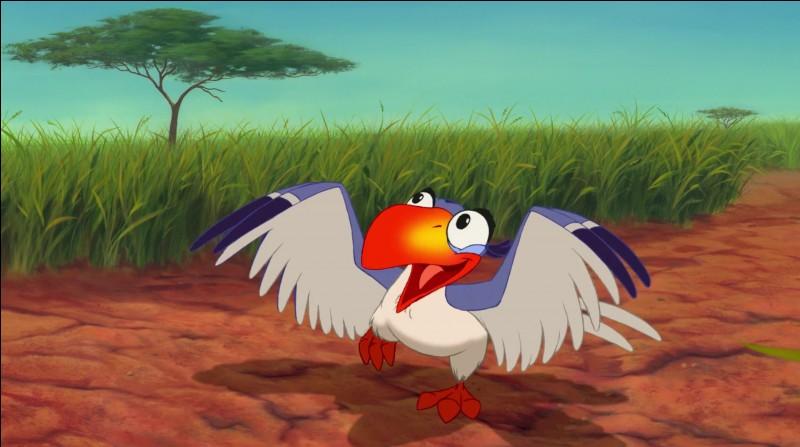 Qui est cet oiseau ?