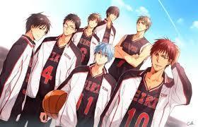 Quizz : Kuroko no basket