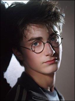 De quelle forme est la cicatrice de Harry ?
