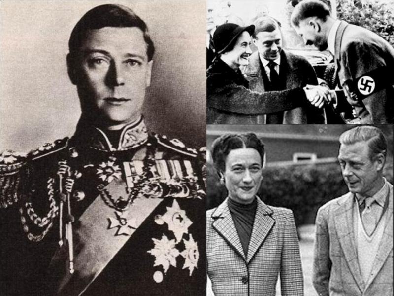 Allons en Grande-Bretagne ! Il fut le roi, mais ne l'était plus. Il fut soupçonné de sympathies à l'égard du nazisme. A l'invasion de la France, Il fut envoyé au Portugal avant d'être désigné comme gouverneur des Bahamas. Churchill à le menacer de cour martiale. Qui est-il ?