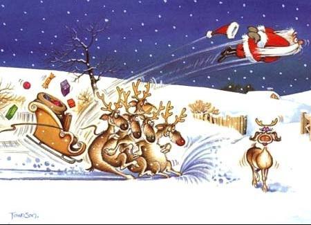 Attention au dérapage, père Noël ! (Orthographe)