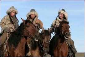 Où vivent les Mongols ?