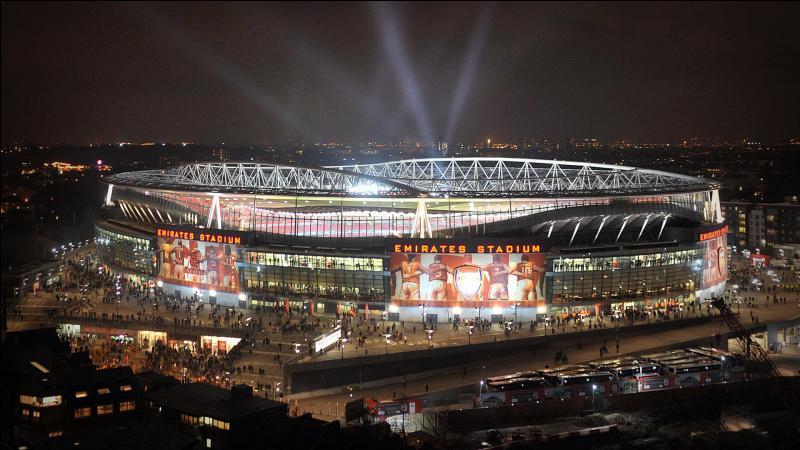 Stade d'Arsenal. Quel est mon nom ?