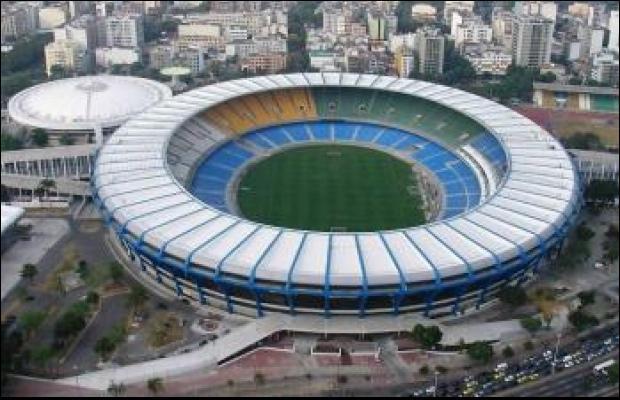 Stade de Rio, je n'accueille malheureusement pas d'équipes du Brésil. Quel est mon nom ?