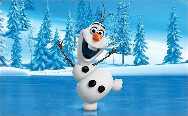 Le nom du bonhomme de neige créé par Elsa est :