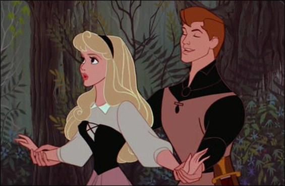 Quizz sur les couples de disney quiz disney couples - Aurore philippe ...
