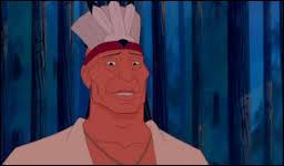 Quel est le nom du père de Pocahontas ?