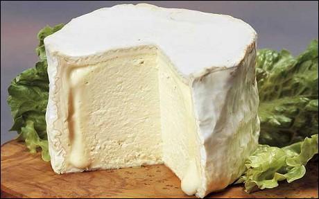 Fromage au lait de vache, à pâte fine et onctueuse, à croûte blanche et duveteuse, il est fabriqué en Champagne : Lisez attentivement la consigne !