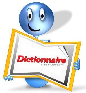 Dans le dictionnaire ! 1