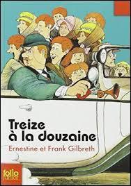 """Besanthile atteindra bientôt la quinzaine. En quelle année, le roman """"Treize à la douzaine"""" a-t-il été publié ?"""