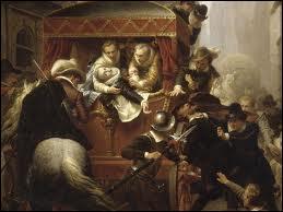 Par qui Henri IV a-t-il été assassiné ?