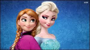 """Qui, d'Anna et Elsa dans """"Frozen"""", est la plus jeune ?"""