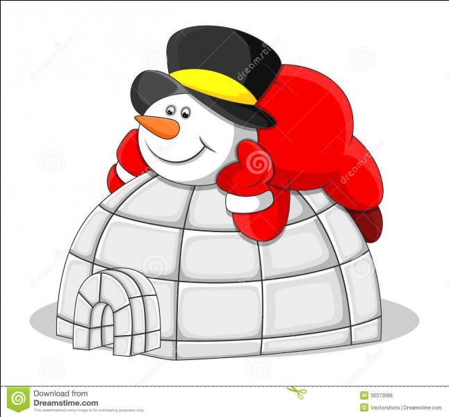"""Toujours dans le même quiz, l'auteur demande """"le non du beau home de neige"""" :"""