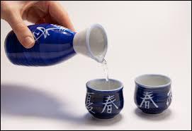 Le saké est une boisson alcoolisée qui nous vient du ...