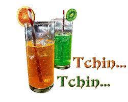 Des boissons !