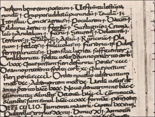 Comment sont appelés les textes législatifs édictés par Charlemagne ?