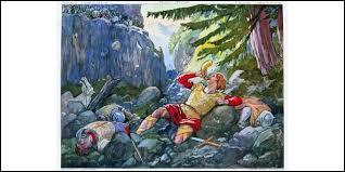 Quel est le nom du chevalier, neveu de Charlemagne, mort à Ronceveaux ?