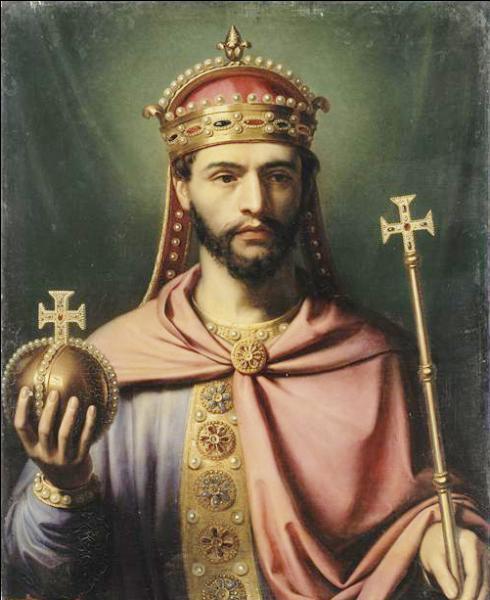Charlemagne meurt en 814, à l'âge de 72 ans, après un règne de 45 ans. Un de ses fils lui succède. Quel est son nom ?