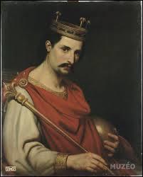 Lequel des 3 petits-fils de Charlemagne, héritier de la Francie occidentale, est à l'origine de la France ?