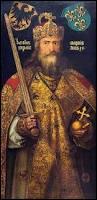 De quelle dynastie des rois de France, Charlemagne est-il le représentant le plus emblématique ?