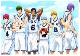 Kuroko no basket : Personnages
