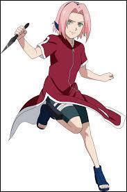 Les filles dans 'Naruto'