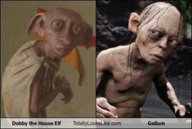 """Quelle est la créature qui ressemble à Gollum dans """"Le Hobbit"""" ?"""