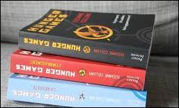 Qui a écrit les livres Hunger Games ?